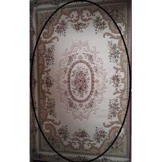 Ковер Молдабела Premium 65042_2_51055 овал 1.6x2.3 - шерстяные ковры с карвингом
