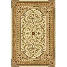 Ковер 265 Ermitaj 01149 0.7x1.4 м, 100% шерсть, Floare-Carpet, Молдова