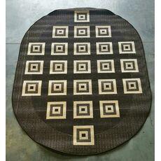 Ковер овальный Karat carpet Natura размер 0,6*1.0 дизайн (902-91) Овал