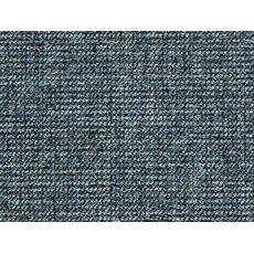 Ковролин Plaid 72, 4 м, синий, 60% PA