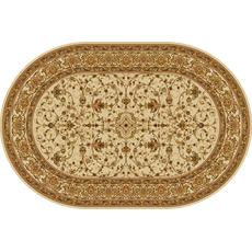 Ковер овальный 249 Edem 61659, размер 1.6x2.3 м, 100% шерсть, Флоаре-Карпет, Молдова