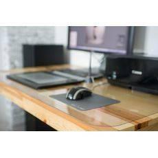Защитная накладка для стола 0.6x1.0, прозрачная, гладкая, поликарбонат