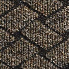 Ковролин Rhombus 60, 4 м, светло-коричневый, 75% PP/25% PES