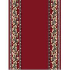 Дорожка Кремлевская, шерстяная, Рулон 1.0x17.5 м, цена 7000 руб за метр погонный
