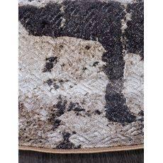 Купить ковер  MERINOS(Россия) MATRIX D564 CREAM-GRAY Овал 1.60x2.30