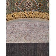 Купить ковер  MERINOS(Россия) BUHARA D159 GREEN Овал 1.60x2.20