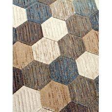 Купить ковер  MERINOS(Россия) MATRIX D579 BEIGE-BLUE Прямоугольник 1.60x3.00