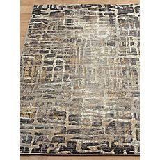 Купить ковер  MERINOS(Россия) MATRIX D587 BEIGE-GRAY Прямоугольник 1.60x3.00