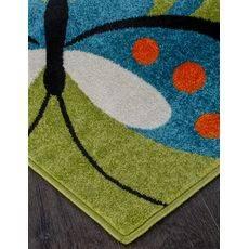 Купить ковер  MERINOS(Россия) CRYSTAL 0772 GREEN Прямоугольник 1.60x2.30