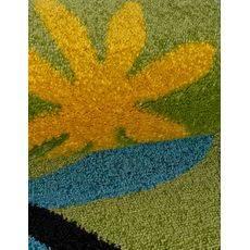 Купить ковер  MERINOS(Россия) CRYSTAL 0772 GREEN Прямоугольник 2.00x3.00