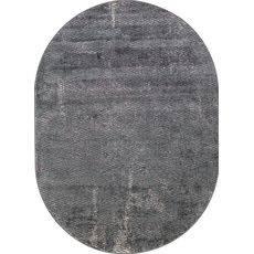 Купить ковер  MERINOS(Россия) SERENITY D768 GRAY Овал 1.60x3.00