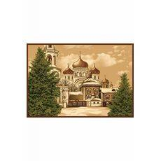Купить ковер  MERINOS(Россия) DA VINCI LAVR BROWN Прямоугольник 1.60x2.30