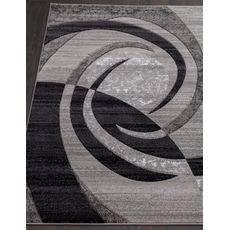 Купить ковер  MERINOS(Россия) MEGA CARVING d264 GRAY Прямоугольник 0.80x1.50